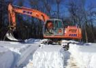 escavatore cingolato FIAT KOBELCO E235 Evolution