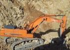 escavatore cingolato DOOSAN DAEWOO DX 520 LC