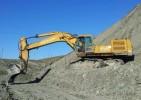 escavatore cingolato HITACHI FE45